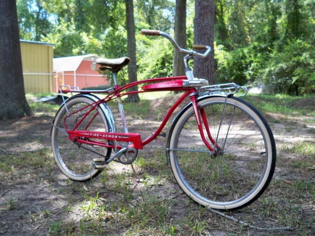 1966 Columbia Fire Arrow Dave S Vintage Bicycles