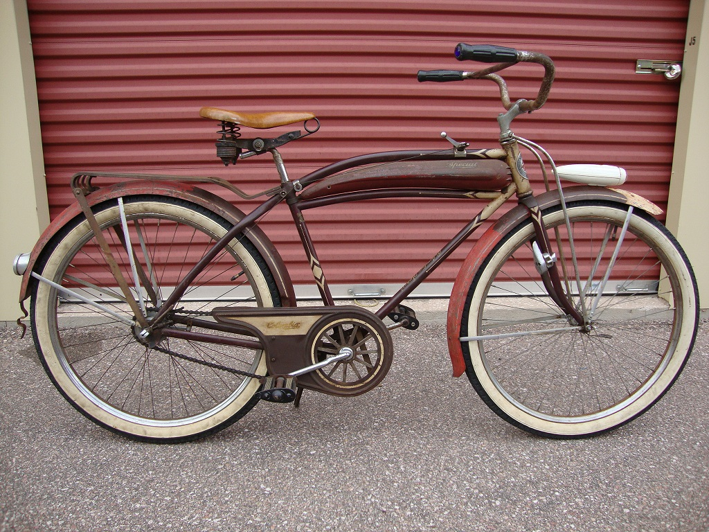 Cruiser Retro additionally Electra Amsterdam Fashion Joyride 3i Womens Bike 2017 together with 1937 Columbia Superb Special 50th Anniversary besides Watch further 238789 Orbea Orca Aero M20 Team. on felt cruiser bikes