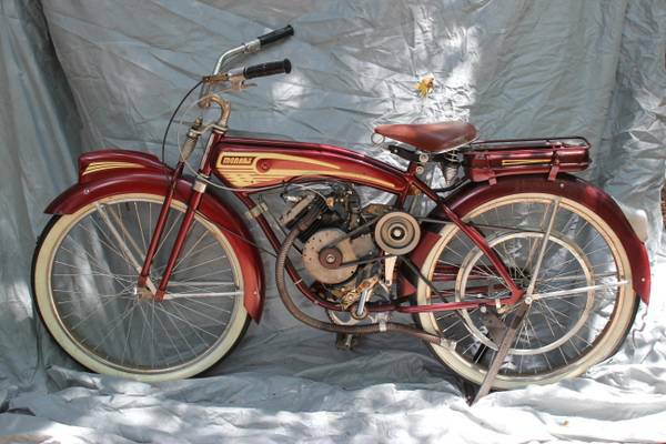 1948 Monark based Whizzer