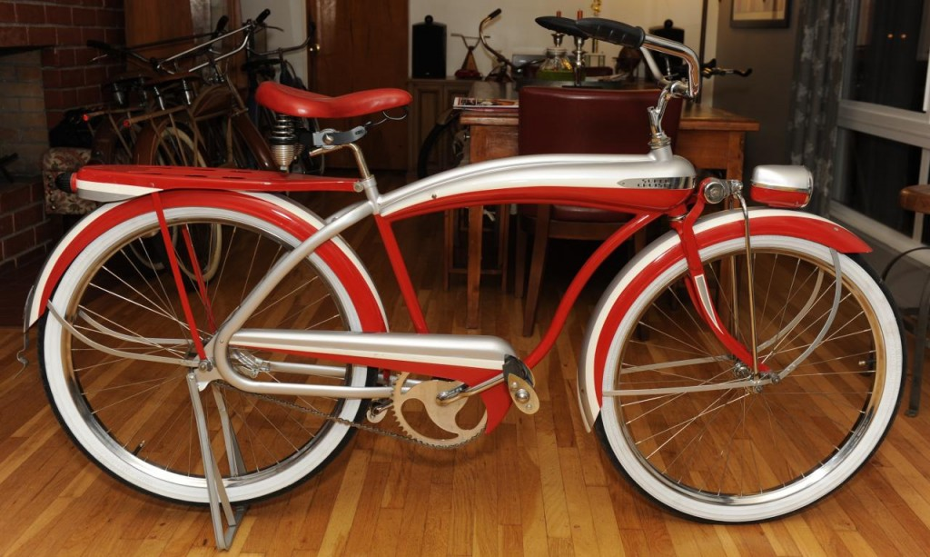 1941 Firestone Super Cruiser Bullnose Dave S Vintage Bicycles