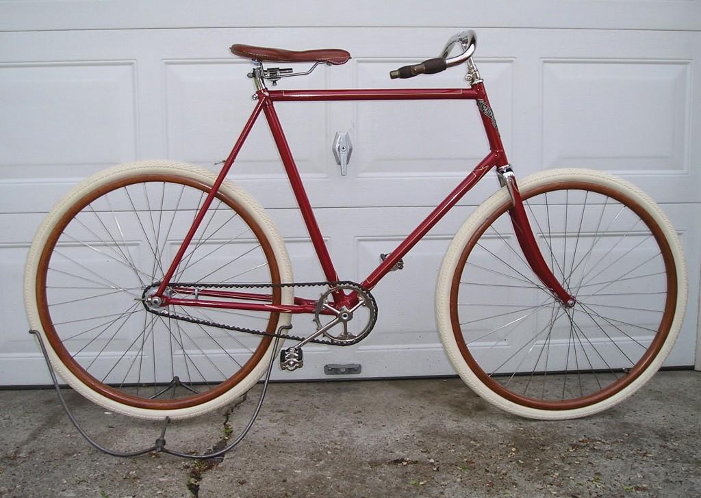 Restored 1897 Rambler Bicycle