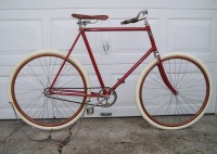 Restored 1897 Rambler Bicycle