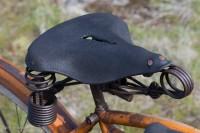 1919 Flying Merkel - Persons leather saddle