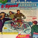 ad - 1962 Schwinn Corvette 5-speed